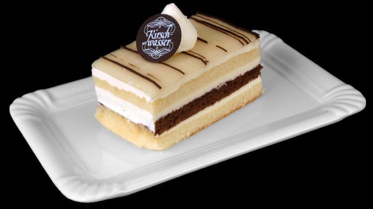 Kuchenplatte aus hochwertigem Hartporzellan